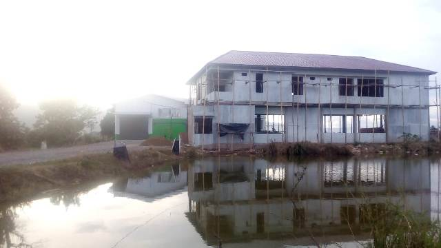 TKD Milik Desa Pondok Siguang yang Dijual Itu Sudah Dibangun Gedung
