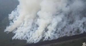 Kebakaran Hutan, Riau Dikepung 156 Titik Panas
