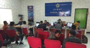Suasana Kantor KP2KP Sungai Penuh