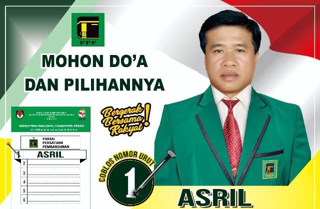Photo of Asril Caleg Portensial Bakal Duduk di DPRD Kerinci dari PPP