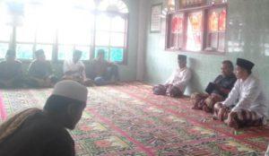 Chairul Walid Terus Bergerak, Sisir Desa-desa di Kerinci