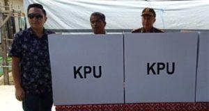 Fikar Azami Ketua DPRD Sungai Penuh Pantau Sejumlah TPS