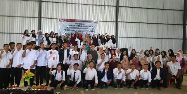 HTK Buka Pelatihan Pemuda Kreatif Angkatan Pertama