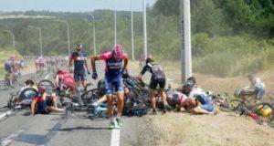Ilustrasi Kecelakaan tour de singkarak