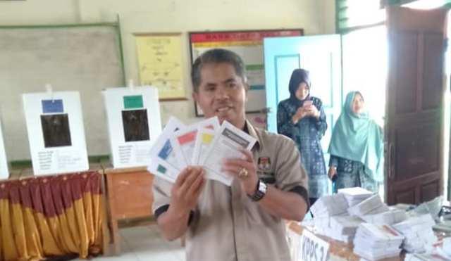 Irwan Ketua KPU Kota Sungai Penuh