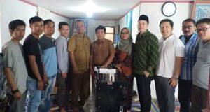 Karang Taruna Bukit Pulai Keciprat Bantuan Mesin Penggiling Kopidari Kementerian