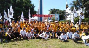 PKS Gelar Kampanye di Lapangan Merdeka Sungai Penuh