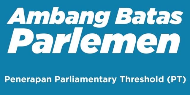 Photo of Catat! Caleg DPR RI Bakal Gagal Dapatkan Kursi, Jika Partai Tak Penuhi PT 4 Persen Suara Nasional