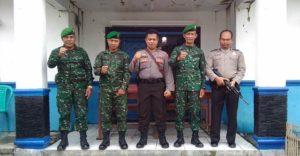 Pleno PPK Sitinjau Laut Kerinci, Aparat Lakukan Pengamanan