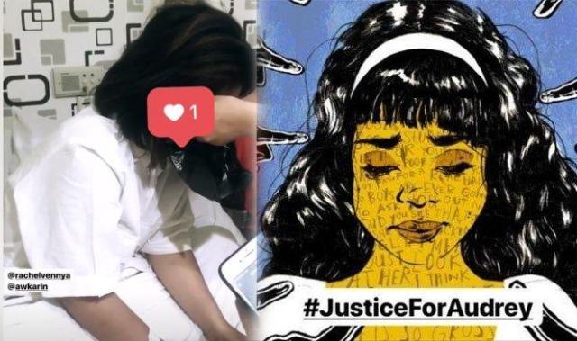 Viral Tagar #JusticeForAudrey, Siswa SMP Dikeroyok Belasan Siswa SMA di Pontianak
