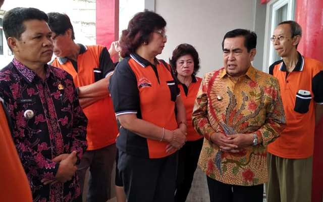 Wali Kota Sungai Penuh Dorong Komunitas Tionghoa Berperan Aktif Bangun Daerah