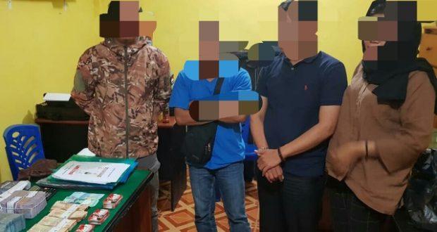 Zainal Abidin Mantan Wakil Bupati Kerinci Ditangkap