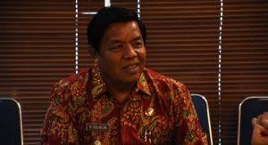 Zulhelmi Wakil Wali Kota Sungai Penuh