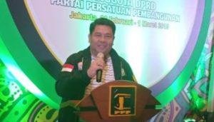 Elyusnadi Caleg PPP untuk DPRD Kerinci dari Dapil III