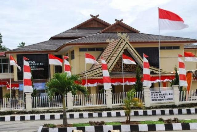 Gedung DPRD Kabupaten Kerinci