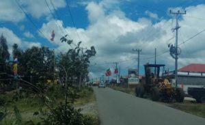 Jalan Nasional Wilayah II Provinsi Jambi, jalan Sei Penuh – Siulak Deras/ Letter W – Bts. Sumbar dan Sekitarnya mulai dikerjakan