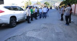 AJB Tinjau Ruas Jalan, Pastikan Kenyamanan dan keamanan Lalu Lintas Jelang Idul Fitri
