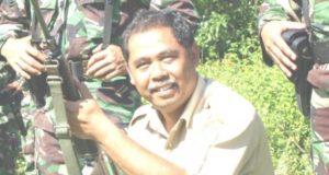 Kasat Pol PP Kabupaten Kerinci Amir Syam