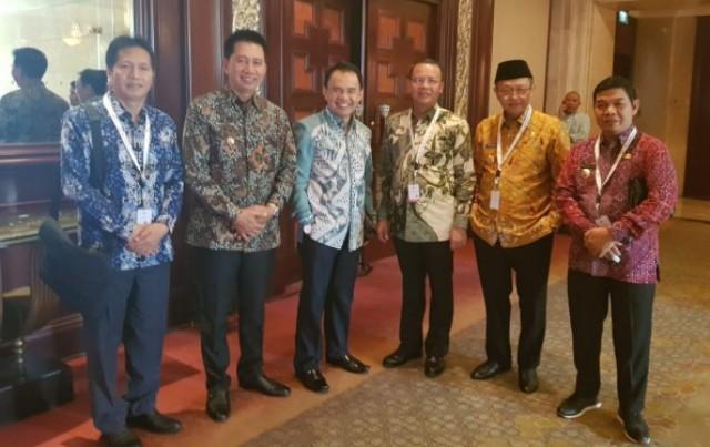 Adirozal Bupati Kerinci Hadiri Musrenbangnas 2019 di Jakarta