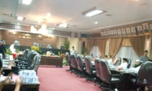 DPRD Kota Sungai Penuh Buka Puasa Bersama Insan Pers