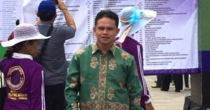 Kepala Bagian Humas Setda Muaro Jambi, Ahmad Riadi Pane