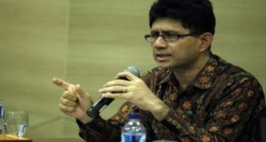 Wakil Ketua KPK Laode M Syarief