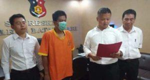 Tipu Warga Muara Bulian Jutaan Rupiah, Polisi Gadungan Ini Ditangkap