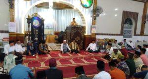 Pemkot Sambut Tim Safari Ramadhan Provinsi Jambi