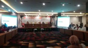 Pleno KPU Provinsi Jambi