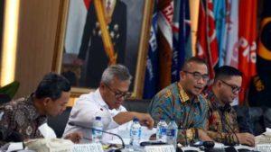 Rapat Pleno Rekapitulasi Hasil Penghitungan dan Perolehan Suara Tingkat Nasional Pileg 2019