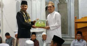 Safari Ramadhan Ke Masjid Tsamaratul Ihsan, Warga Apresiasi Kegiatan Pembangunan