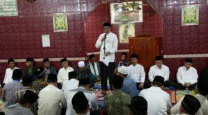 Sekretaris Daerah, Munasri, MSi, MH, Safari Ramadhan