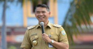 Wali Kota Jambi Sy Fasha