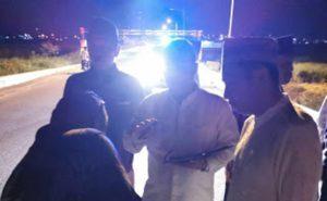 PJU Banyak Mati, Dini Hari Ketua DPRD Sungai Penuh Turun ke Jalan