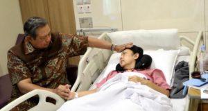 Ny Ani Yudhoyono Tutup Usia