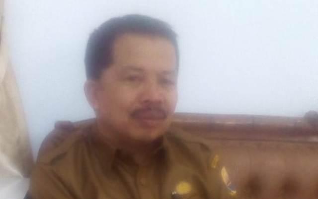 Edi Suhaimi Kepala Sekolah SMA Negeri 1 Sungai Penuh