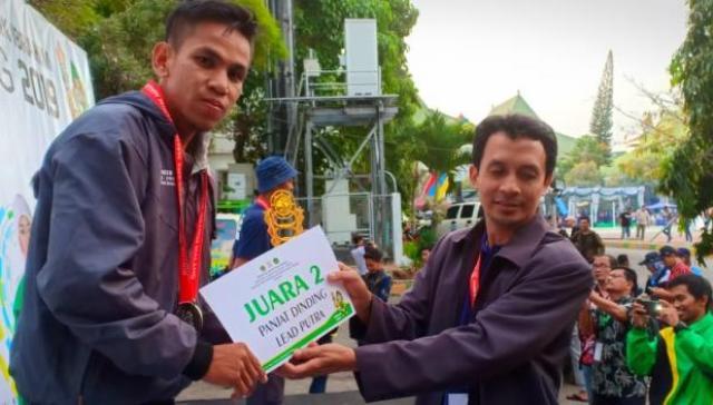 IAIN Kerinci Raih Dua Mendali Pada Pionir di UIN Malang