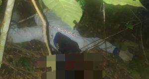 Jamaludin (60) asal Desa Lolo Gedang, Kecamatan Bukit Karman Kabupaten Kerinci Provinsi Jambi ditemukan tewas kebun