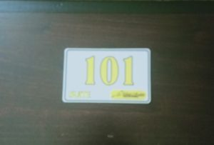 Kamar Hotel 101