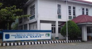 Kantor Pusat PDAM Tirta Sakti