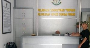 Kantor Kejaksaan Negeri Sungai Penuh