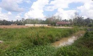 Lokasi pembangunan Perumahan Verona Residance, oleh PT Niaga Guna Kecana (NGK). Foto: Jambiseru.com