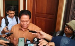 Nasri Umar Ketua Pansel Pemilihan Wagub Jambi