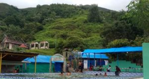Wisata Pemandian Air Panas Sungai Medang