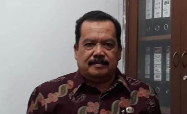 Syamsul Bahrun Kepala Dinas Perhubungan Kota Sungai Penuh