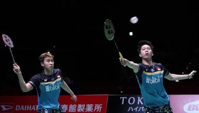 The Minions Pertahankan Gelar Japan Open