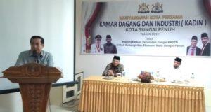 Wako AJB Buka Musyawarah KADIN