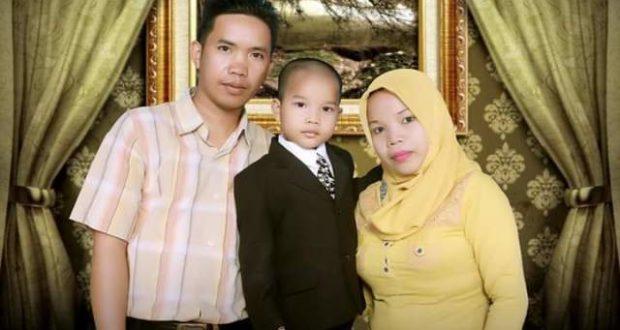 Aryanto Mubaroq, Istri dan Anak