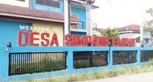 Kegiatan Dana Desa 2018 Simpang Empat Kecamatan Danau Kerinci Kabupaten Kerinci