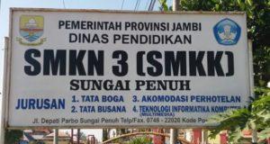 SMK Negeri 3 Sungai Penuh